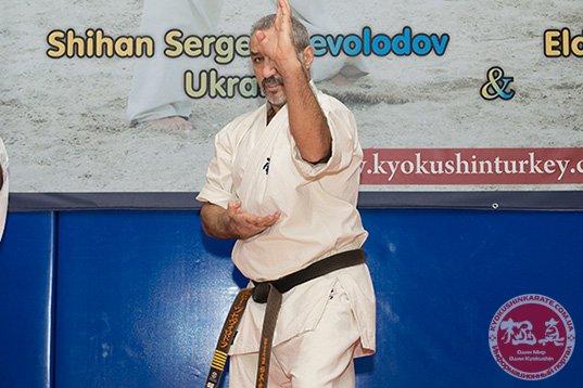 Семинар Шихана Сергея Всеволодова в Германии (WKB)
