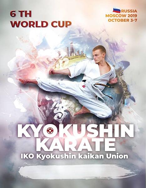 The 6th World Kyokushin Karate Cup (Rengokai)