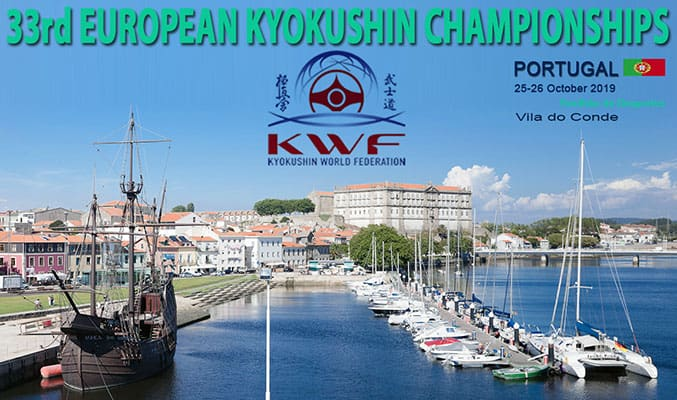 The 33rd European Kyokushin Karate Championship (KWF)