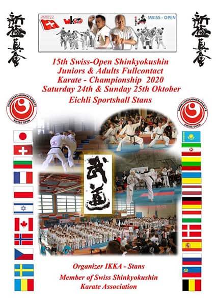 Чемпіонат Швейцарії – Swiss Open 2020 (WKO)