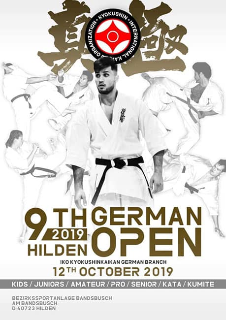 The 9th German Open (IKO)