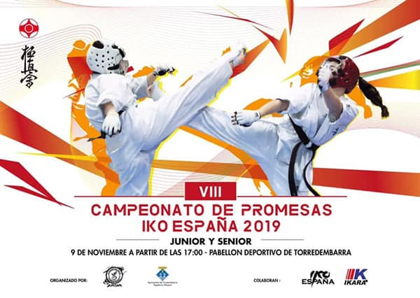 """Promise championship"" for beginners (IKO)"