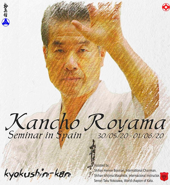 International seminar with Kancho Hatsuo Royama