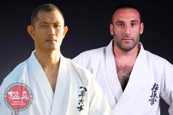 International kumite seminar with Kenji Yamaki and Zahari Damyanov (KWU)