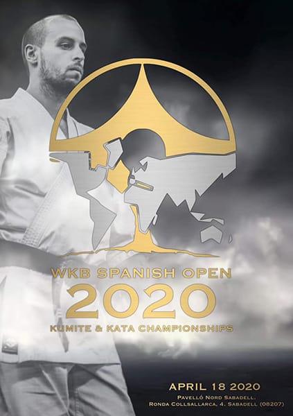 2-й відкритий чемпіонат Іспанії – WKB Spanish Open 2020