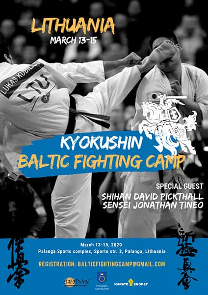 Kyokushin Baltic Fighting Camp 2020 (WKO)