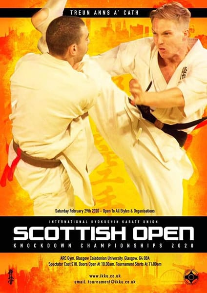 Scottish Open 2020 (IKKU)