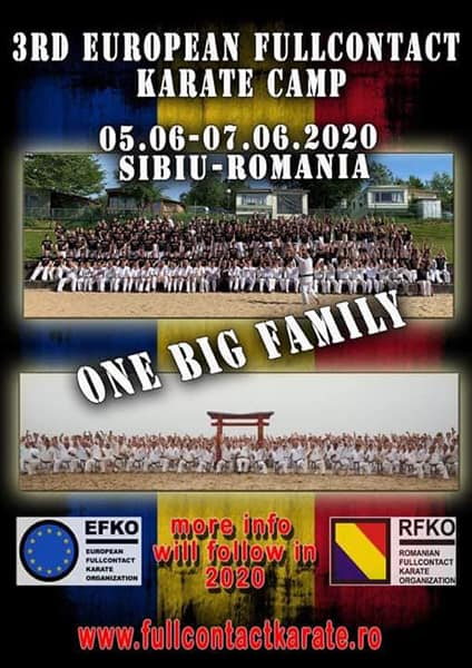 The 3rd EFKO summer camp