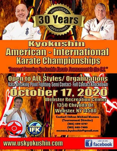 American International Championship (IFK)