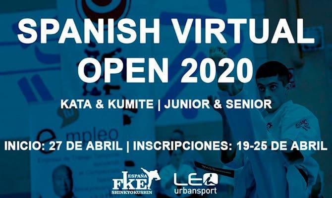 Spanish Virtual Open 2020 (WKO)