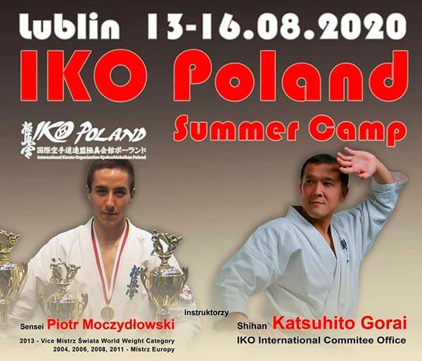 IKO Poland Summer Camp with Katsuhito Gorai (IKO)