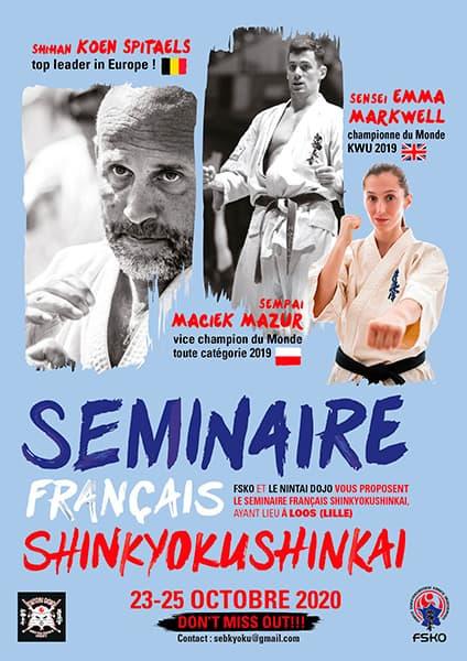 Seminar with Koen Spitaels, Emma Markwell, Maciek Mazur