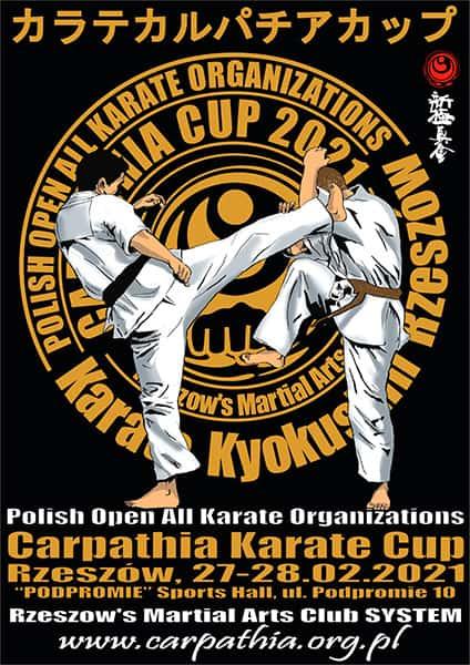 Международный турнир по киокушинкай карате «Carpathia Cup 2021» (WKO)