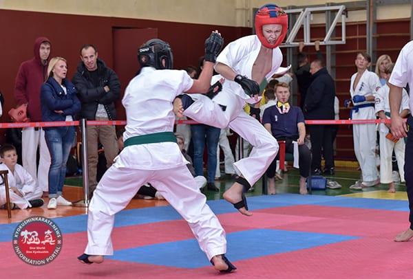 Чемпіонат Тернополя з кіокушин-кан карате (Kyokushin-kan)