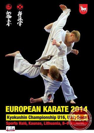 Абсолютный Чемпионат Европы - Каунас, Литва, 8-9 ноября 2014